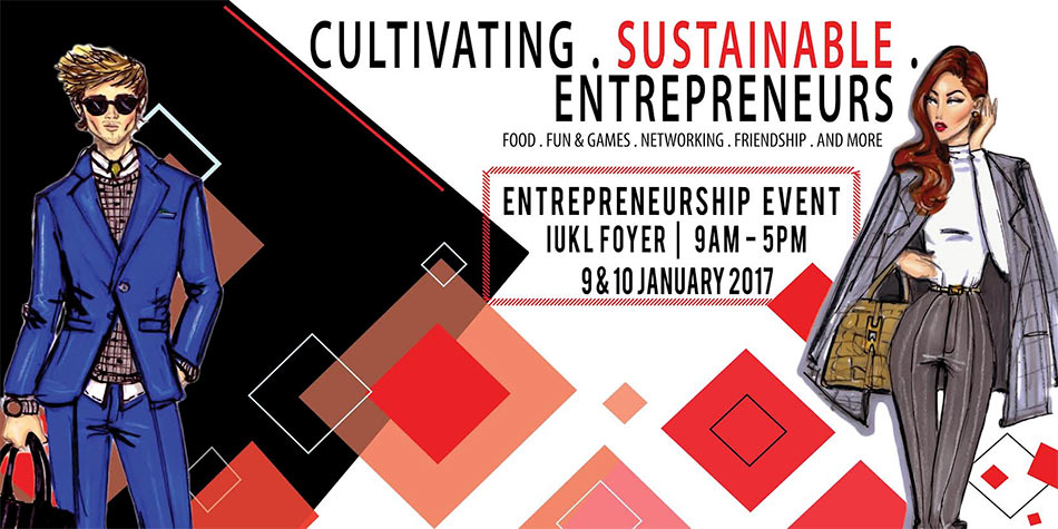 IUKL - Entrepreneurship Event 9 & 10 January 2017
