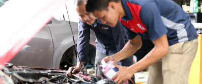 Bachelor of Technology (Hons) in Automotive