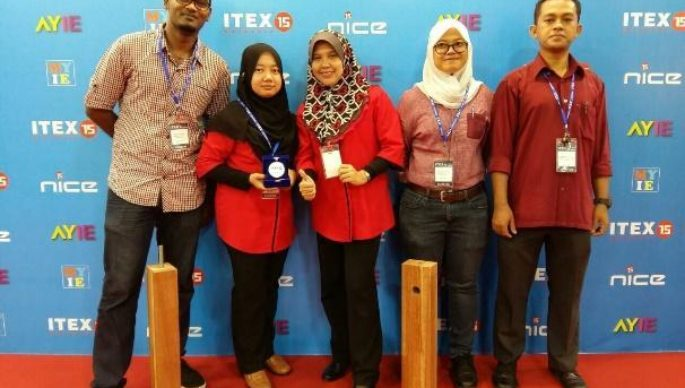 1 SILVER MEDAL & 1 BRONZE MEDAL @ International Invention, Innovation and Technology Exhibition 2015 (ITEX 2015)