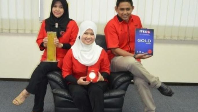 GOLD MEDAL @ International Engineering Invention & Innovation Exhibition (I-ENVEX2014)