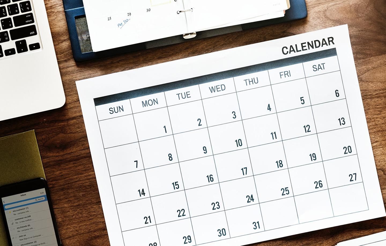 Academic Calendar - Infrastructure University Kuala Lumpur